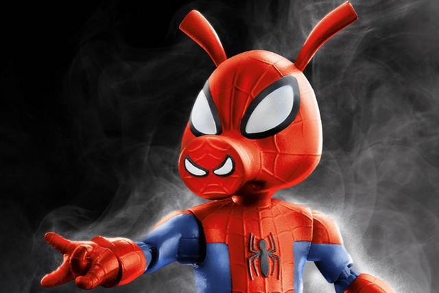Xếp hạng sức mạnh của binh đoàn người Nhện trong Spider-Man: Into The Spider-Verse - Ảnh 2.