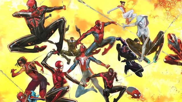 Sau tất cả, đây chính là phiên bản mạnh nhất của Người Nhện và danh tính của siêu anh hùng này sẽ khiến bạn ngạc nhiên - Ảnh 1.