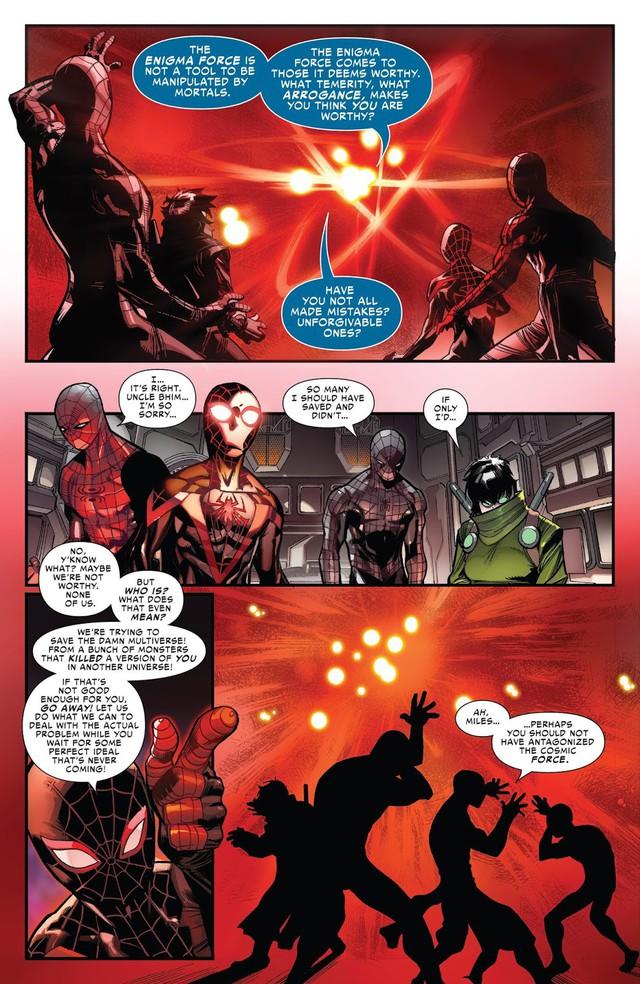 Sau tất cả, đây chính là phiên bản mạnh nhất của Người Nhện và danh tính của siêu anh hùng này sẽ khiến bạn ngạc nhiên - Ảnh 4.