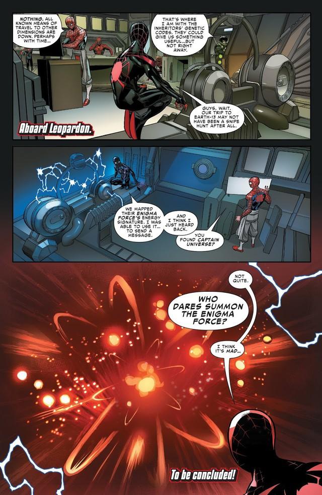 Sau tất cả, đây chính là phiên bản mạnh nhất của Người Nhện và danh tính của siêu anh hùng này sẽ khiến bạn ngạc nhiên - Ảnh 3.