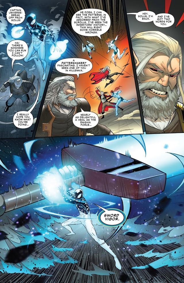 Sau tất cả, đây chính là phiên bản mạnh nhất của Người Nhện và danh tính của siêu anh hùng này sẽ khiến bạn ngạc nhiên - Ảnh 6.