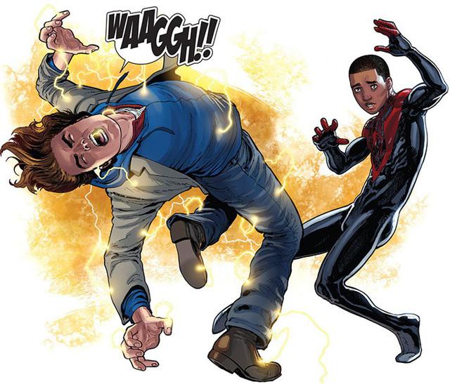 Sau tất cả, đây chính là phiên bản mạnh nhất của Người Nhện và danh tính của siêu anh hùng này sẽ khiến bạn ngạc nhiên - Ảnh 7.