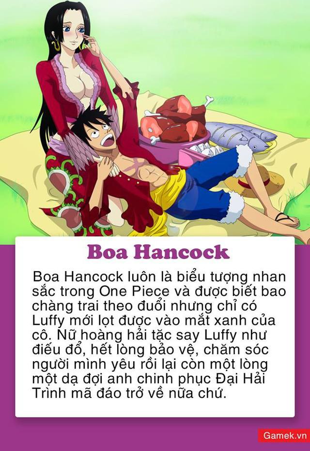 One Piece: 5 mỹ nhân xinh đẹp được fan dự đoán sẽ trở thành vợ của Luffy, Vua Hải Tặc trong tương lai - Ảnh 1.