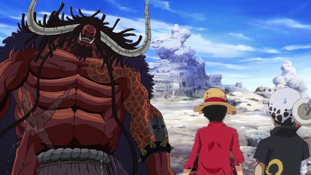 One Piece: Liên minh Tứ Hoàng Kaido và Big Mom tiêu diệt Luffy đã được tác giả lên kế hoạch ngay từ đầu? - Ảnh 2.