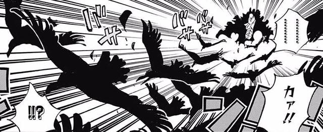 One Piece: Queen Bệnh Dịch đã ăn trái ác quỷ hệ Zoan Bọ Cạp, sở hữu năng lực bá đạo như một chỉ huy quân cách mạng? - Ảnh 3.