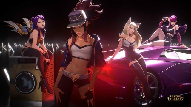 Mới chỉ ra mắt hơn 1 tháng, ca khúc debut của nhóm nhạc K/DA lập tức đạt kỷ lục 100 triệu view trên Youtube - Ảnh 1.