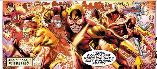 5 phiên bản mạnh mẽ và quyền năng nhất mọi thời đại của siêu anh hùng The Flash - Ảnh 9.