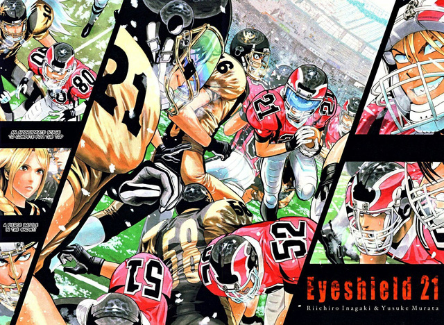 Top 10 bộ truyện tranh hay nhất về thể thao trong lịch sử Jump, liệu bạn đã đọc được mấy bộ? - Ảnh 5.