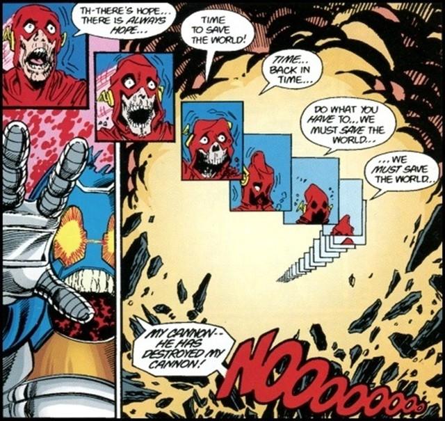 5 phiên bản mạnh mẽ và quyền năng nhất mọi thời đại của siêu anh hùng The Flash - Ảnh 5.