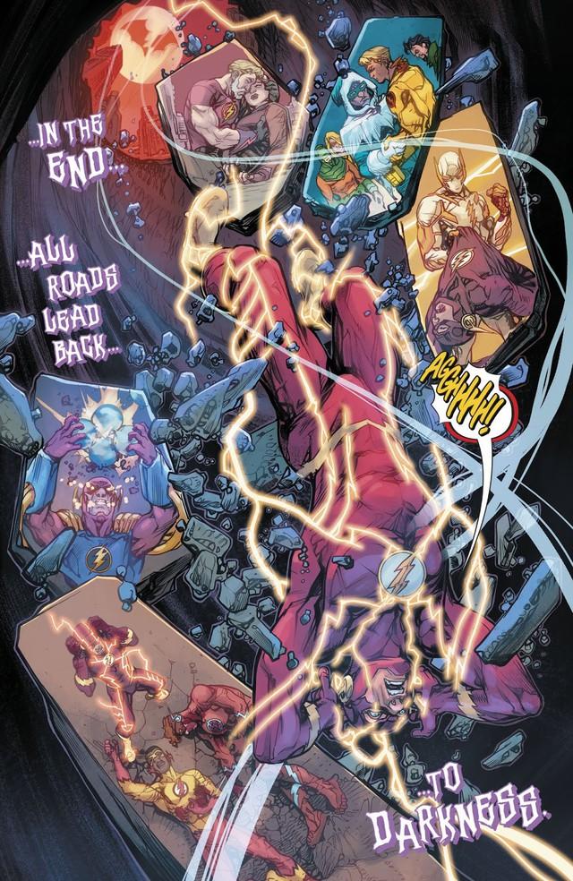5 phiên bản mạnh mẽ và quyền năng nhất mọi thời đại của siêu anh hùng The Flash - Ảnh 4.