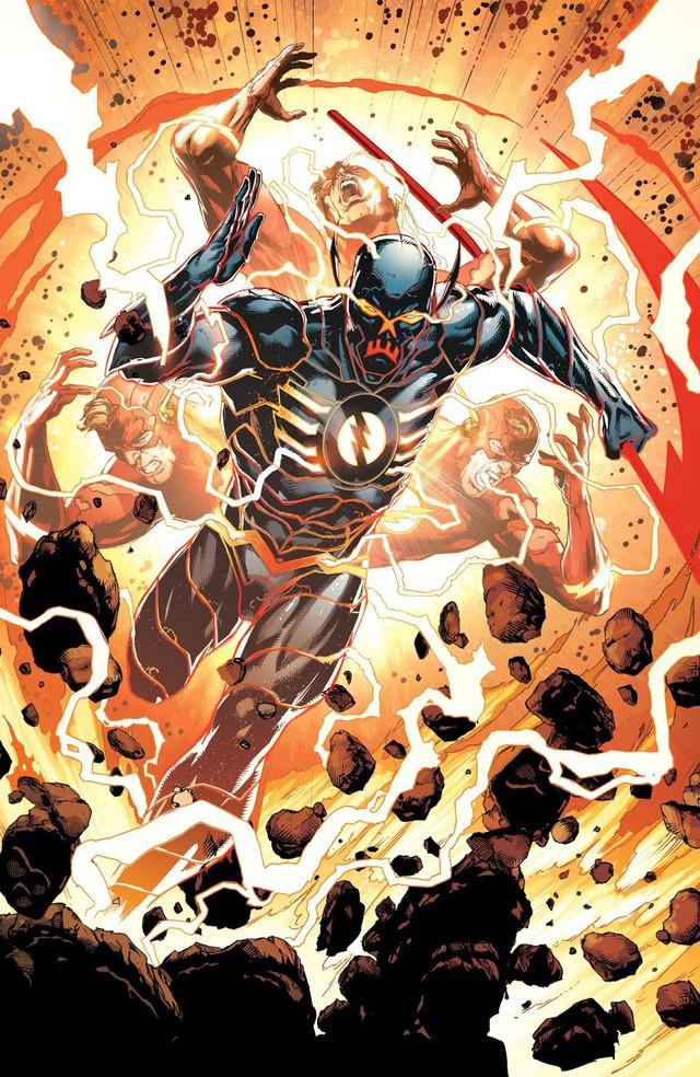 5 phiên bản mạnh mẽ và quyền năng nhất mọi thời đại của siêu anh hùng The Flash - Ảnh 6.