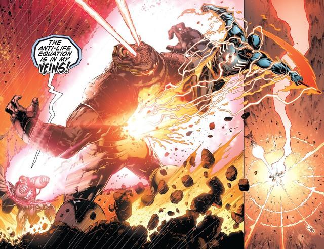 5 phiên bản mạnh mẽ và quyền năng nhất mọi thời đại của siêu anh hùng The Flash - Ảnh 7.