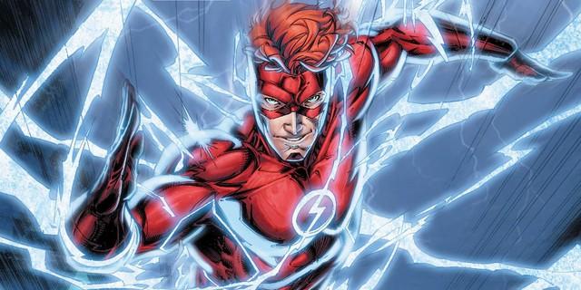 5 phiên bản mạnh mẽ và quyền năng nhất mọi thời đại của siêu anh hùng The Flash - Ảnh 1.