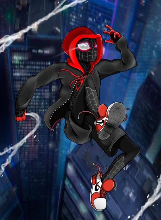 Bật mí lai lịch bí ẩn của chàng Nhện da màu đầu tiên trong Spider-Man: Into the Spider-Verse - Ảnh 1.