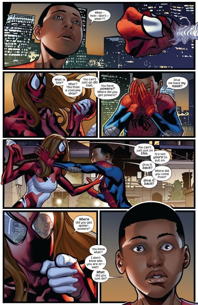 Bật mí lai lịch bí ẩn của chàng Nhện da màu đầu tiên trong Spider-Man: Into the Spider-Verse - Ảnh 2.