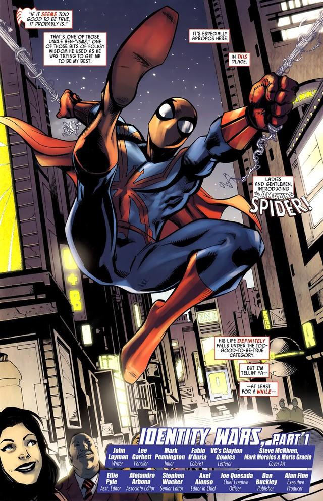 Spirit Spider, phiên bản siêu mạnh của Người Nhện có thể đánh bại Thanos liệu có xuất hiện trong Avengers: Endgame? - Ảnh 1.