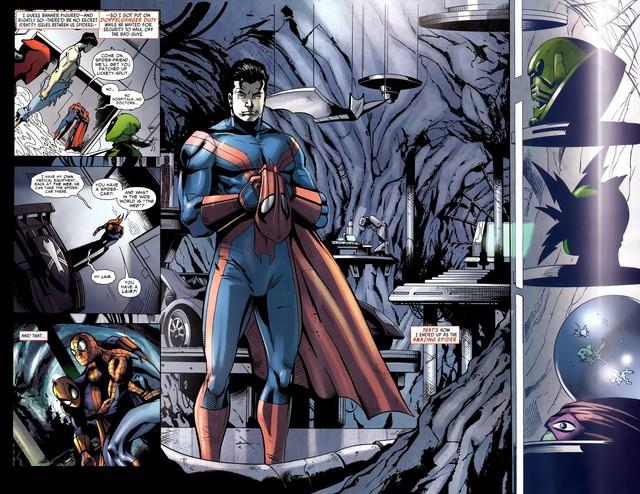 Spirit Spider, phiên bản siêu mạnh của Người Nhện có thể đánh bại Thanos liệu có xuất hiện trong Avengers: Endgame? - Ảnh 2.