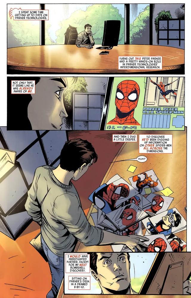 Spirit Spider, phiên bản siêu mạnh của Người Nhện có thể đánh bại Thanos liệu có xuất hiện trong Avengers: Endgame? - Ảnh 4.