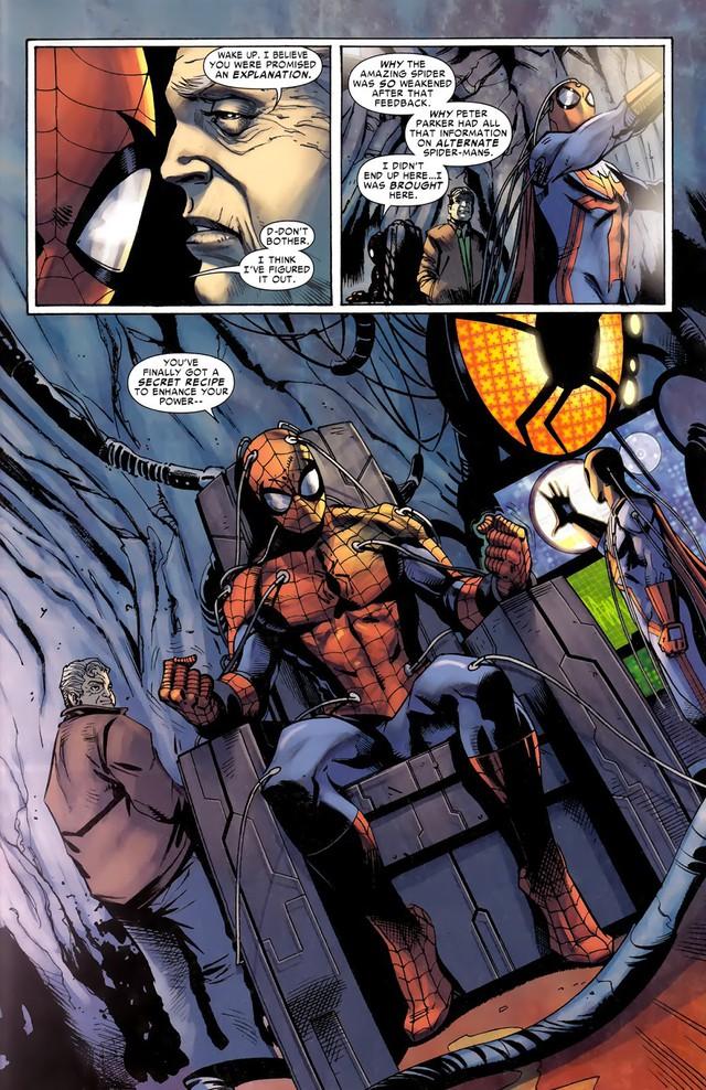Spirit Spider, phiên bản siêu mạnh của Người Nhện có thể đánh bại Thanos liệu có xuất hiện trong Avengers: Endgame? - Ảnh 5.