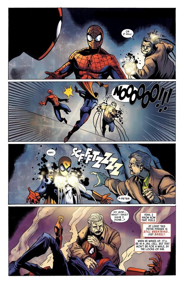 Spirit Spider, phiên bản siêu mạnh của Người Nhện có thể đánh bại Thanos liệu có xuất hiện trong Avengers: Endgame? - Ảnh 7.