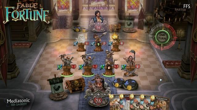 Game thẻ bài ấn tượng Fable Fortune sắp mở cửa miễn phí cho tất cả mọi người