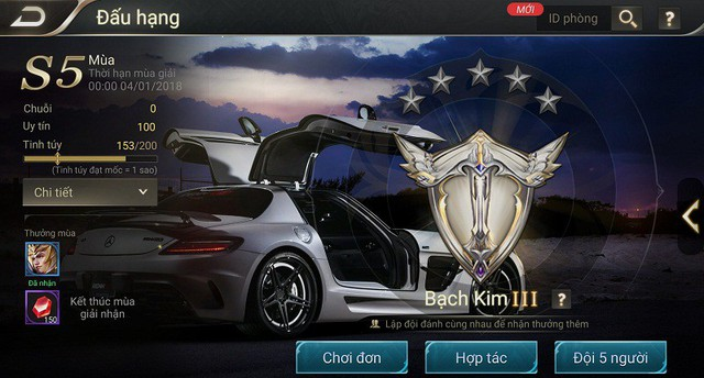 Liên Quân Mobile: Game thủ đua nhau Mod hình giao diện, bất chấp account có thể bị khóa