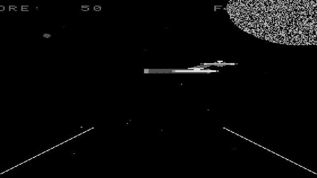 Tựa game Starship cổ điển trong quá khứ