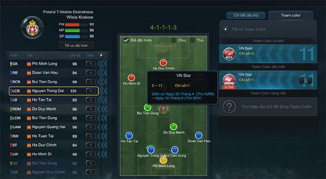 """Fifa Online 3: Có nên chi tiền vào những cầu thủ """"khủng""""?"""