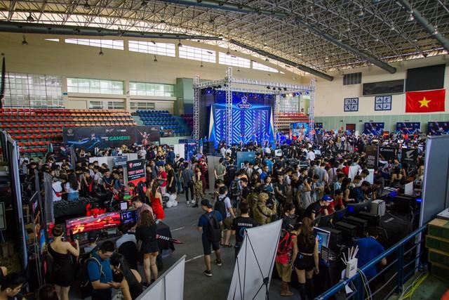Đấu Trường Máy Tính mùa 3 chính thức khởi động tại Tp Hồ Chí Minh