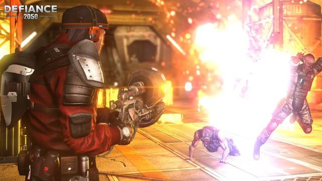 Game bắn súng viễn tưởng cực chất Defiance 2050 rục rịch thử nghiệm ngay tháng sau - Ảnh 2.