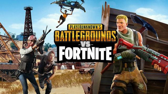 Sự xuất hiện của PUBG và Fortnite đã mang lại cơn sốt battle royale chưa từng có cho lĩnh vực gaming.