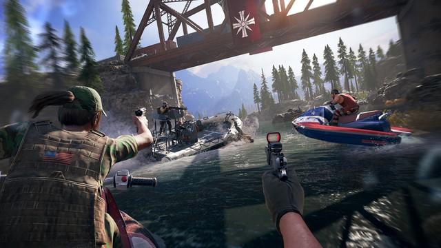 Far Cry 5, tựa game mới nhất có sự tham gia của Commit Assistant