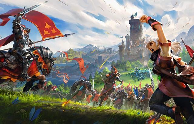 Game nhập vai hành động hấp dẫn Albion Online tiến quân lên Steam, quá tiện cho game thủ Việt
