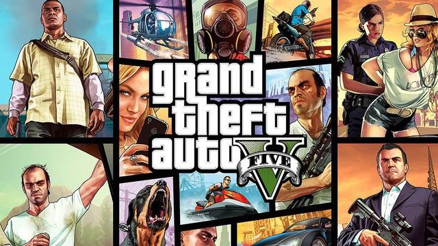 Chắc chắn GTA V đang là trò chơi thành công nhất trong lịch sử ngành game.