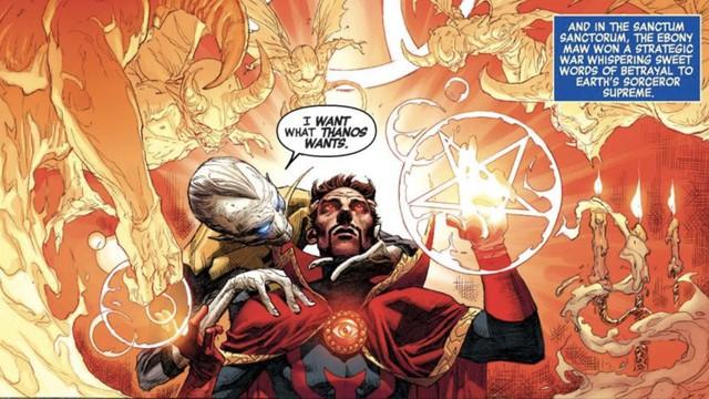 Tìm hiểu vai trò của Dr.Strange, phù thuỷ tối thượng trong Avengers: Infinity War