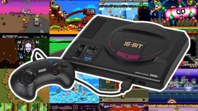 Rất nhiều game đã gắn bó với tuổi thơ hàng triệu gamer trên thế giới, được phát hành cho MegaDrive của Sega.