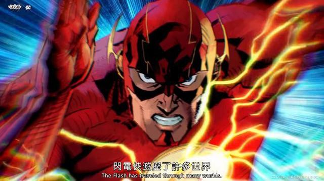Liên Quân Mobile: Hé lộ cốt truyện đưa The Flash tới với thế giới Athanor