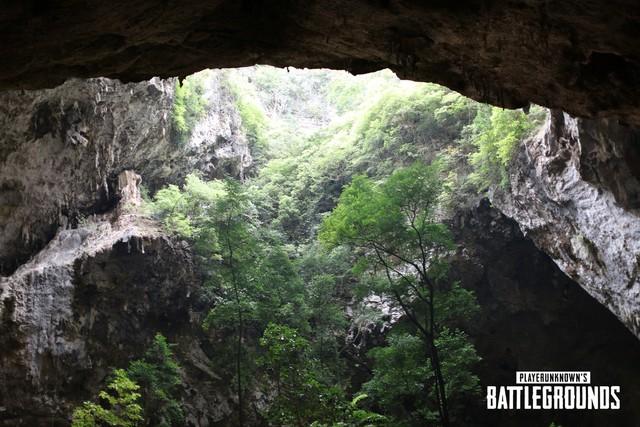 Game thủ Việt ngơ ngác khi map mới trong PUBG giống hệt... hang Sơn Đoòng