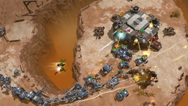 Game robot bắn nhau mãn nhãn AirMech Strike chính thức mở cửa miễn phí sau... 6 năm thử nghiệm