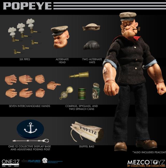 Năm 1933, với sự hỗ trợ của Paramount Pictures, hai anh em Max và Dave Fleischer đã phỏng theo các nhân vật của Thimble Theatre để tạo thành một sê ri phim hoạt hình ngắn chiếu rạp có tên là Thủy thủ Popeye.