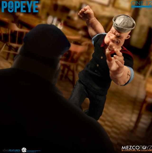 Từ đây, thương hiệu về chàng thủy thủ Popeye đã nhanh lan tỏa khắp thế giới