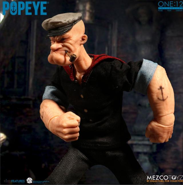 Lượng tiêu thụ rau chân vịt tăng 33% được cho là nhờ sự phổ biến rộng rãi của nhân vật Popeye.