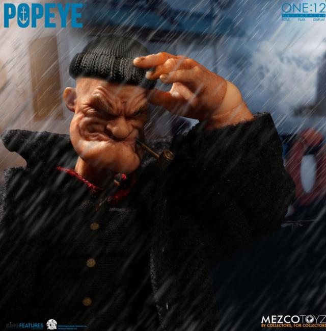 Năm 2002, TV Guide đã xếp Popeye thứ 20 trong danh sách 50 nhân vật hoạt hình vĩ đại nhất mọi thời đại