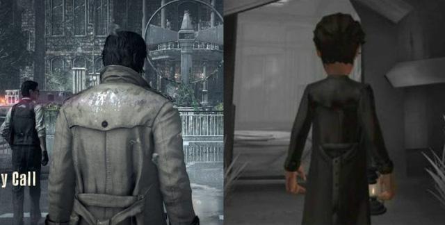 Quần áo giống với nhân vật Sebastian trong The Evil Within
