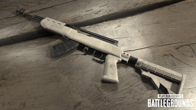 SKS – khẩu súng trường bán tự động cực kỳ hiệu quả nếu biết cách sử dụng trong PUBG