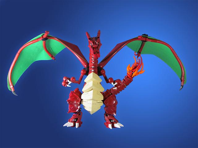 Ngắm chân dung các nhân vật nổi tiếng được làm từ đồ chơi LEGO cực ấn tượng - Ảnh 2.