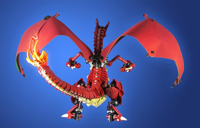Ngắm chân dung các nhân vật nổi tiếng được làm từ đồ chơi LEGO cực ấn tượng - Ảnh 3.
