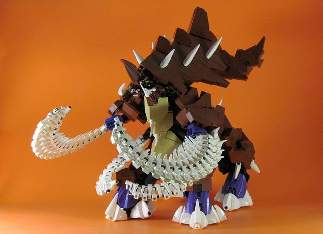 Ngắm chân dung các nhân vật nổi tiếng được làm từ đồ chơi LEGO cực ấn tượng - Ảnh 5.