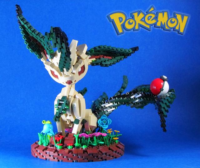 Ngắm chân dung các nhân vật nổi tiếng được làm từ đồ chơi LEGO cực ấn tượng - Ảnh 6.