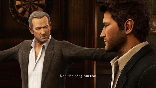 Uncharted 3 đã có bản Việt hóa hoàn chỉnh, game thủ có thể tải và chơi ngay bây giờ
